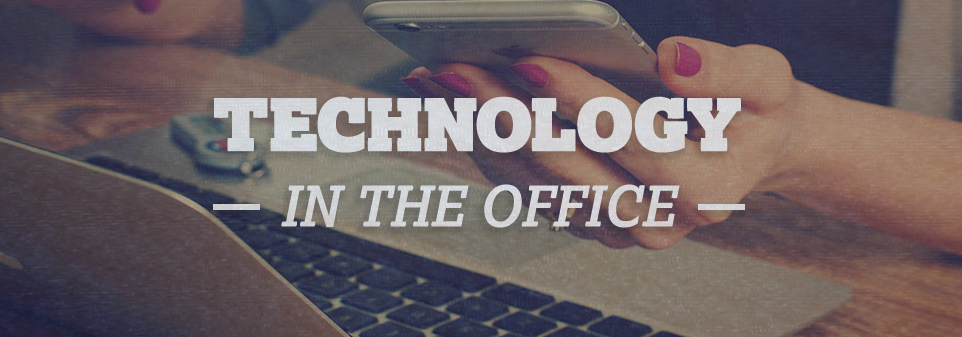 Technology Products For The Office